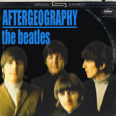 The Beatles-After Geography U.S. cover