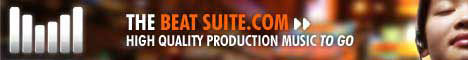 The Beat Suite - Royalty Free Production Music and Sound Effects