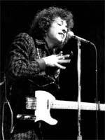 Bob Dylan 1966 England
