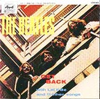 Beatles Get Back Album Art
