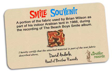 SMILE TENT FABRIC