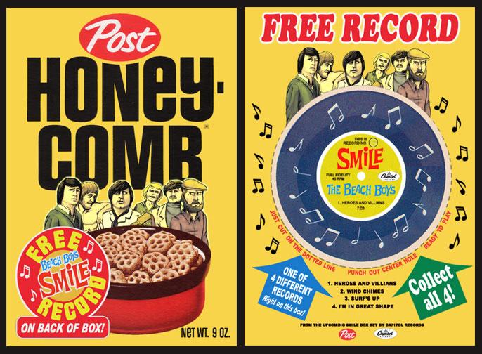 Smile Mall The Beach Boys Smile Sessions Box Set Merchandising
